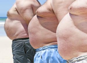 La obesidad afecta a los hombres en la vida sexual