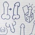 Pensamientos de las mujeres: Tamaño ideal de un pene